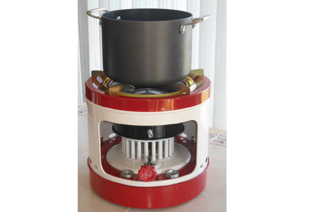 22-wick 14000 BTU Canning Stove