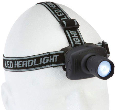 1 Watt LED Head Lamp