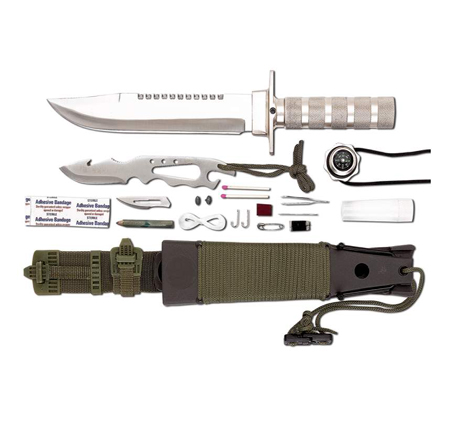 14-Inch Rambo Type Survival Knife