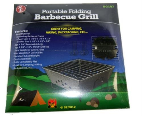 Collapsible Lightweight Grill
