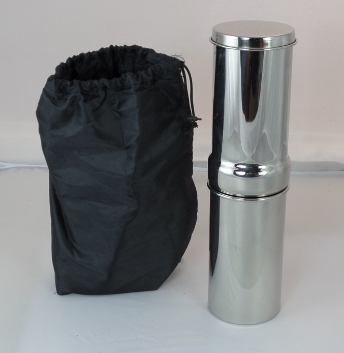 Travel Size Stainless Filter - 1 Quart